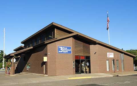 FNB Moose Lake Main Office