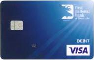 consumer debit card