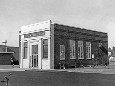 FNB Moose Lake Original Building