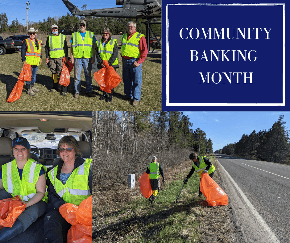 FNBML Staff Continues To Celebrate Community Banking Month