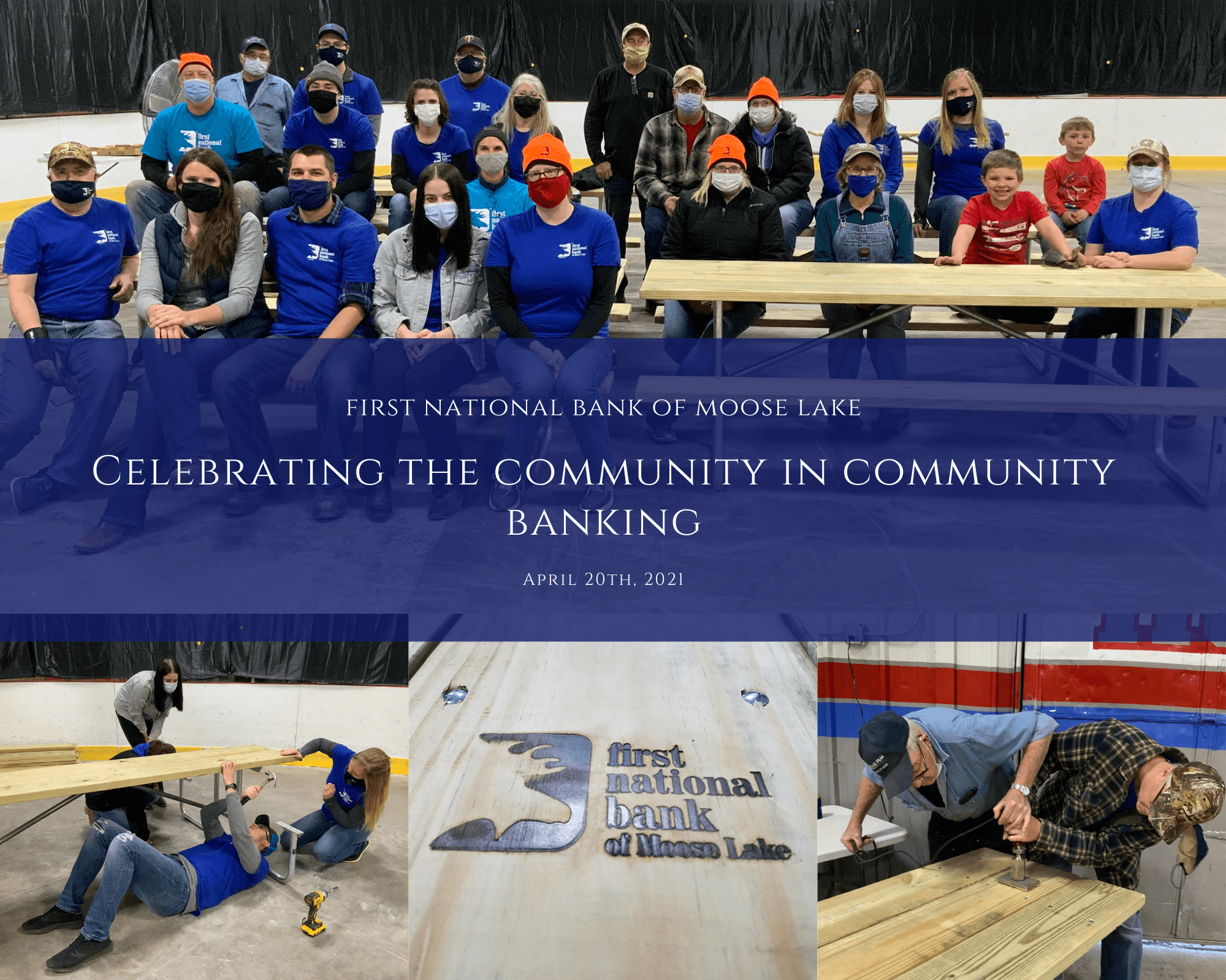 Celebrating the Community in Community Banking