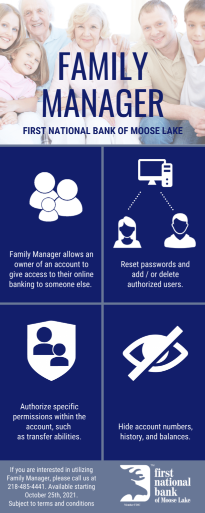 Family Manager introduction